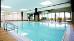 Schwimmbad im Seehotel Großherzog von Mecklenburg