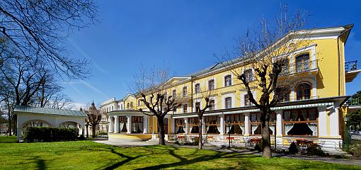 Franzensbader Hotel Belvedere