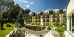 Innenhof des Spa-Hotels Diana