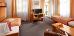 2-Bett-Zimmer-Wohnbeispiel mit Balkon