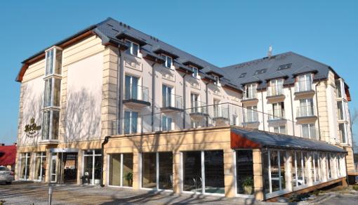 Hotel Król Plaza von außen