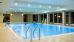 Schwimmbecken im Hotel Król Plaza