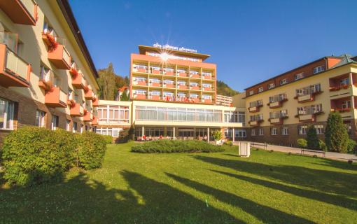 Green Haus der Spa-Hotel-Anlage Sanssouci