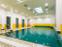 Schwimmbecken mit Treppeneintieg