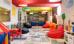 Buntes Kinderzimmer im Kurhaus Akces