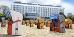 Hotel Bałtyk mit Strandkörben