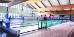 Sportschwimmbad im Gebäude Odyseja