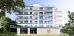 Seitlicher Blick auf das zweite Gebäude ´: Diune Resort