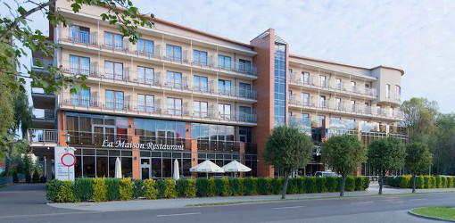 das Kolberger Spa-Hotel Leda