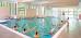 """Wassergymnastik im Schwimmbad mit """"Nudeln"""""""