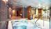 Whirlpool und Sauna- bzw. Tepidarium-Bereich