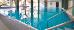 Schwimmbecken mit Treppeneinstieg