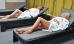 Frauen im Relaxbereich
