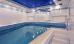 Blick zum Schwimmbecken