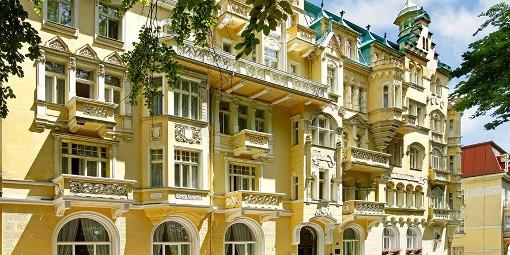 Ensana-Hotel Svoboda in Marienbad