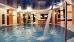 Druckstrahldüse im Schwimmbad