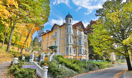Kurhotel Villa Regent