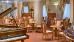 Lounge mit Piano