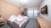 Doppelzimmer-Wohnbeispiel des Hotels Baltivia