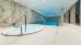 Das Baltivia Sea Resort verfügt auch über ein Schwimmbecken und einen Whirlpool
