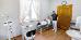 Therapieraum, zu sehen ist hier die Magnetotherapie