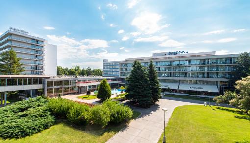 Der Balneokomplex Splendid Ensana Health Spa Hotel