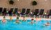 Wassergymnastik im Innenpool