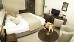 Doppelzimmer-Wohnbeispiel der komfort-Kategorie