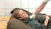 Heilschlammpackung für eine Frau im Irmabad