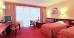 Doppelzimmer-Wohnbeispiel im Altbau des Hotels Lidia