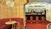 Blick zur Café-Bar