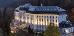 Abendliche Beleuchtung am Radium Palace