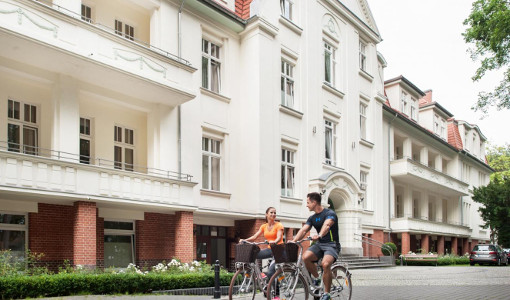 Hotel Kaisers Garten Haus 1