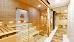 Saunabereich des West-Baltic-Resorts