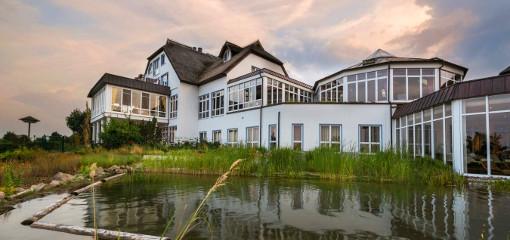 Spa-Hotel Balmer See auf Usedom