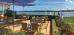Terrasse mit Aussicht zum Balmer See