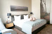 Doppelbett in einem anderen Komfort-Doppelzimmer